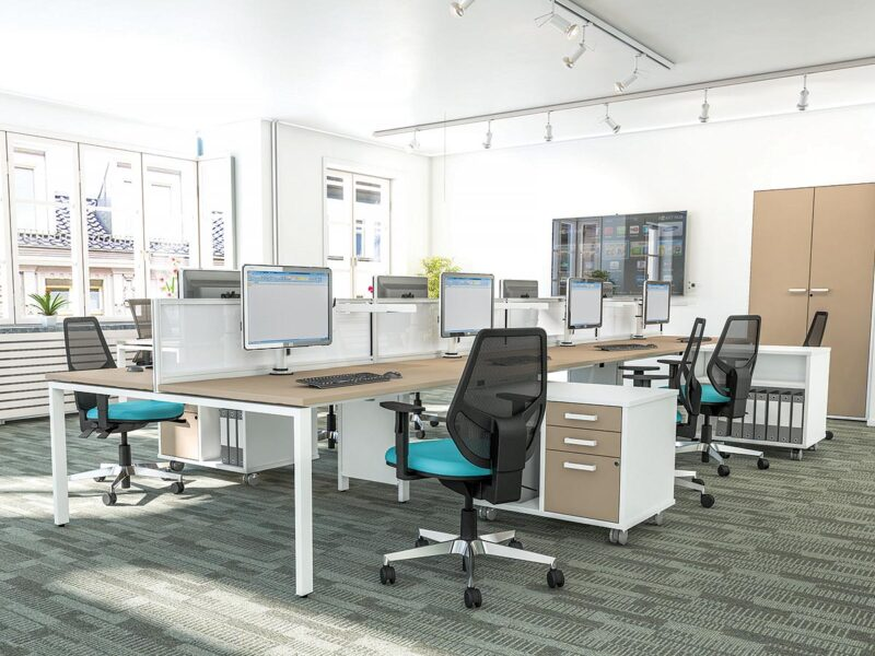 Bench Desks Worcestershire 00006