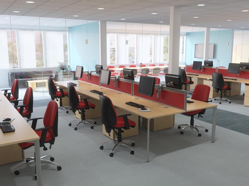 Bench Desks Worcestershire 00018