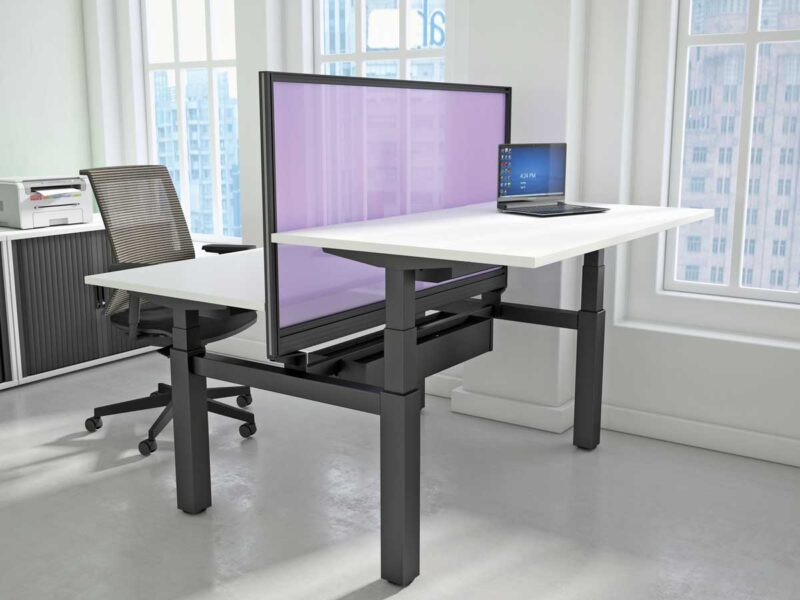 Height Adjustable Sit Stand Desking Solutions