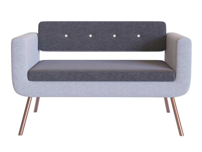Office Reception Area Sofa Supplier