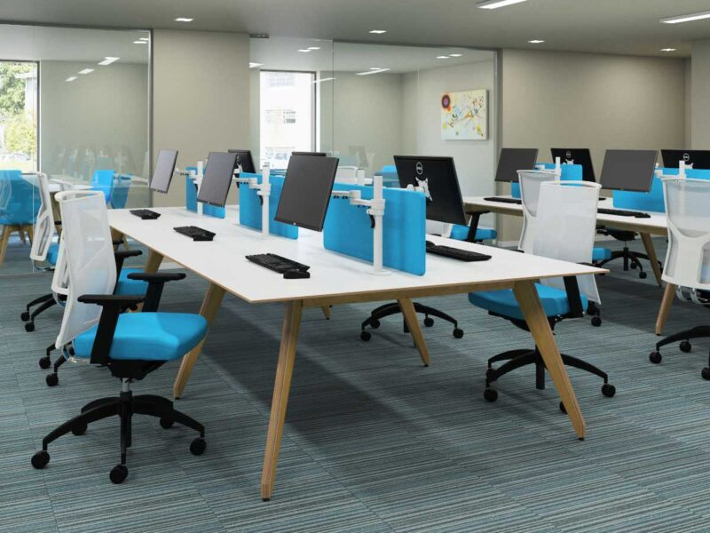 Quality Bench Desking Worcestershire