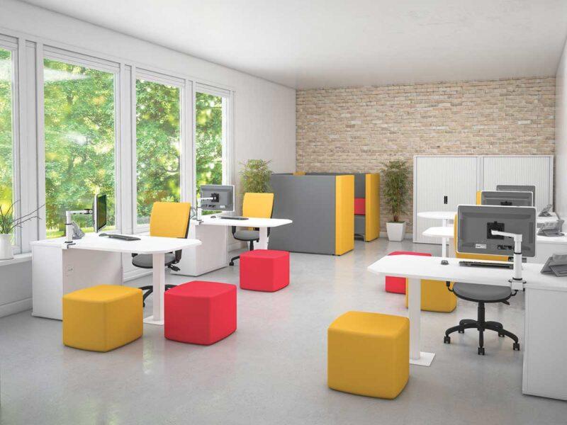 Uk Contemporary Desk Supplier
