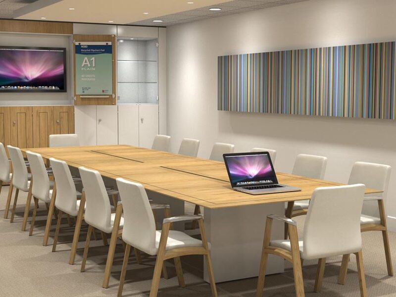 Boardroom Chairs Worcestershire 00017