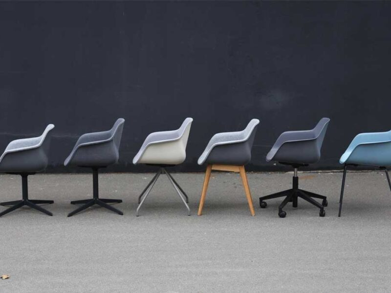 Boardroom Meeting Chairs Supplier