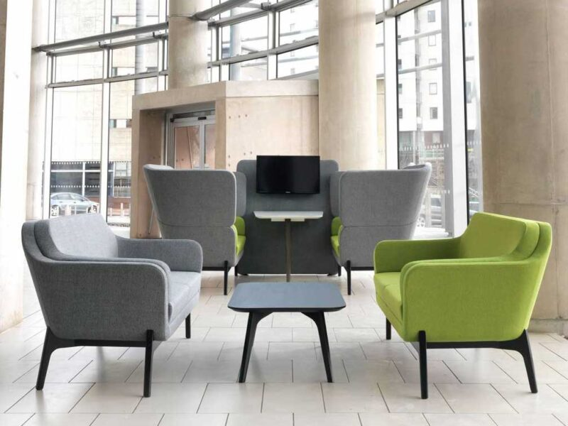 High End Office Breakout Seating Supplier