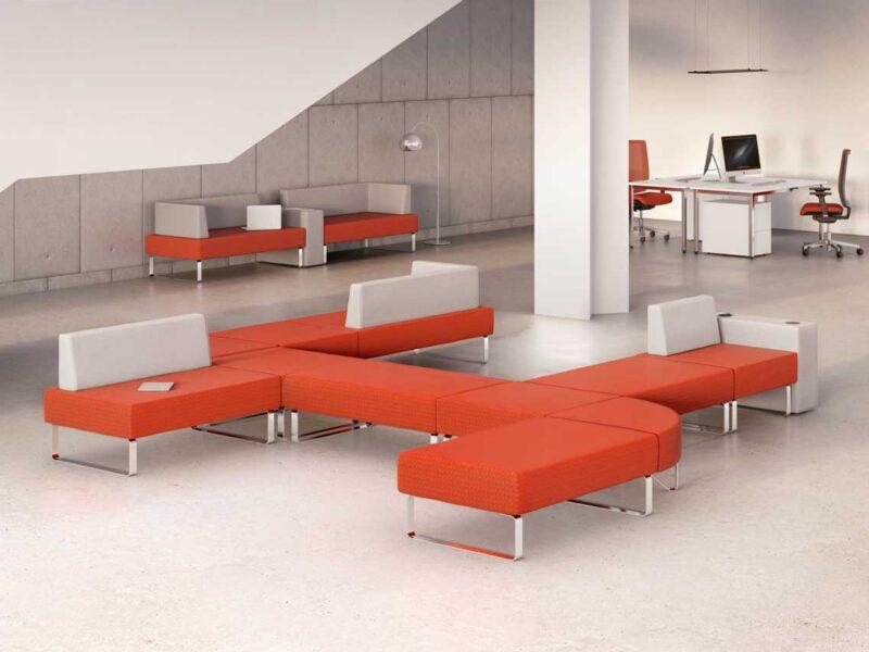 Modular Breakout Seating Uk Supplier