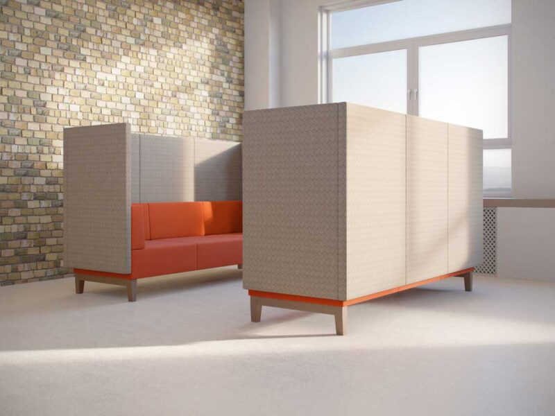 Office Breakout Seating Supplier Worcestershire