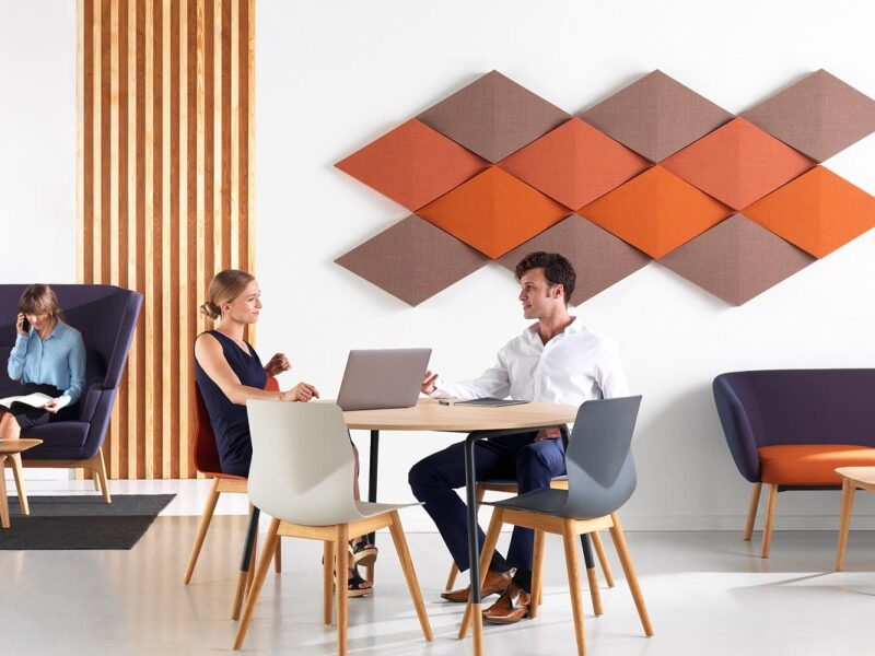 Office Breakout Seating Worcestershire 00003