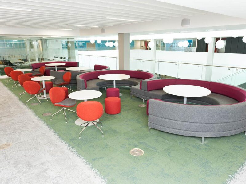 Office Breakout Seating Worcestershire 00006