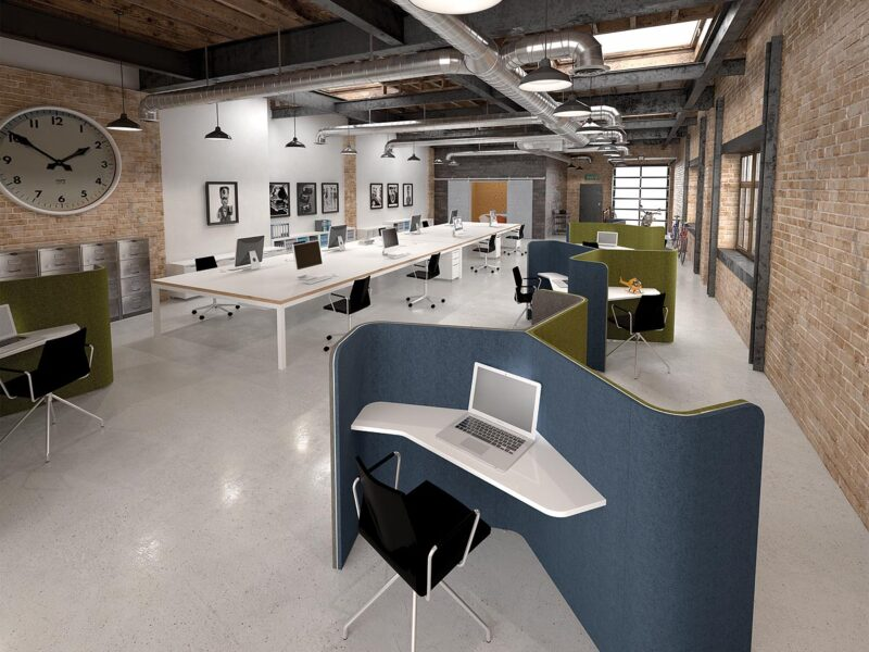 Office Breakout Seating Worcestershire 00017