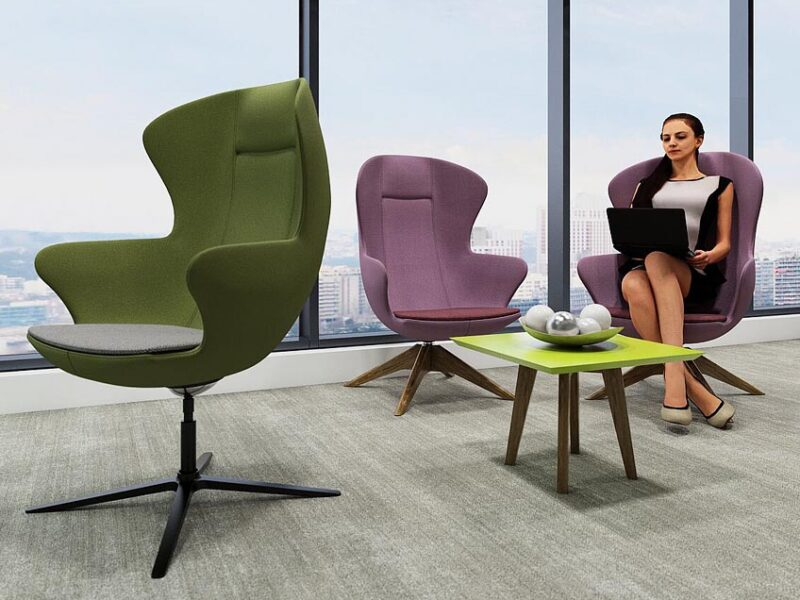Office Breakout Seating Worcestershire 00027