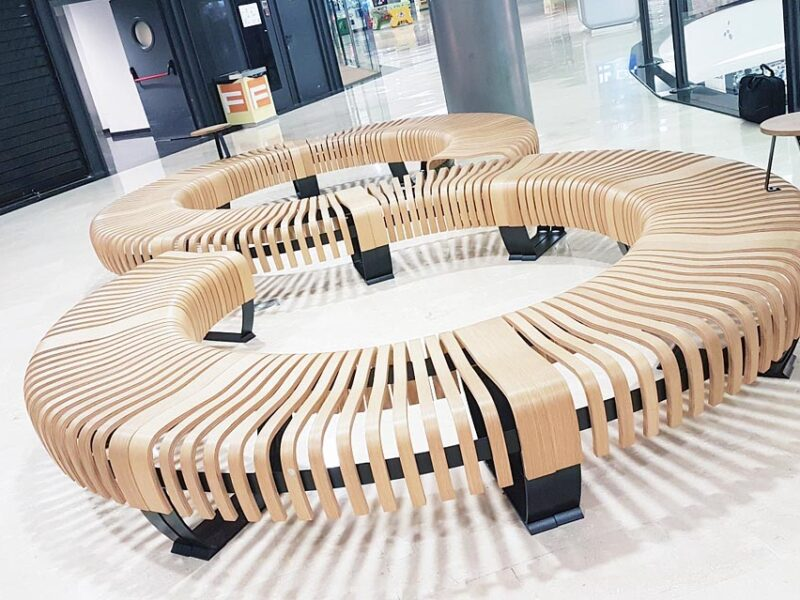 Office Breakout Seating Worcestershire 00029