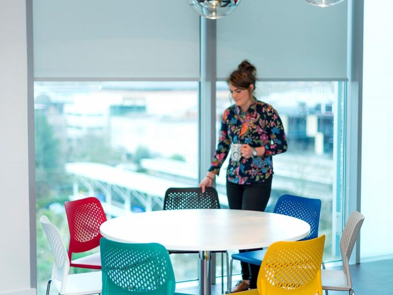 Office Breakout Seating Worcestershire 00033