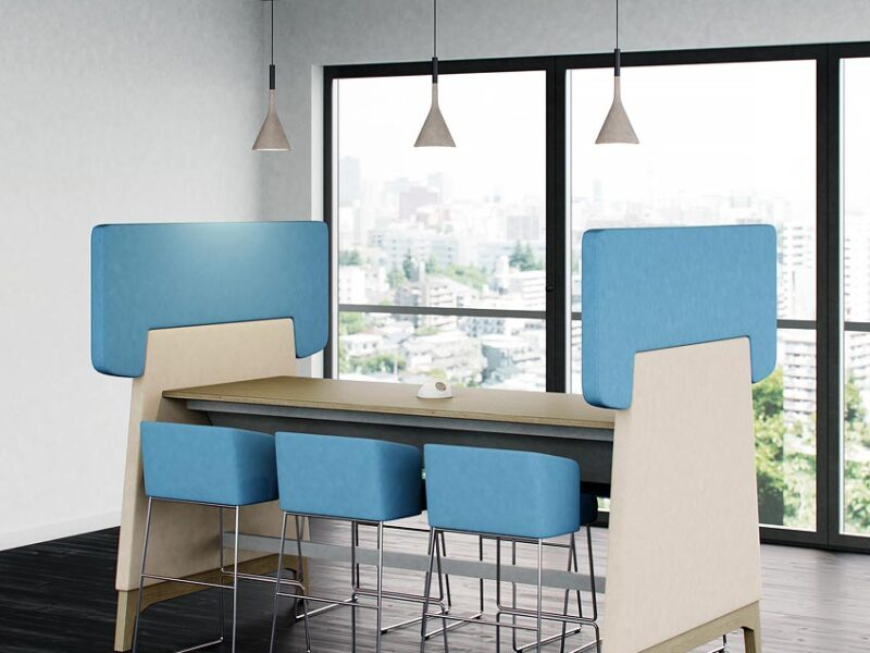Office Breakout Seating Worcestershire 00036