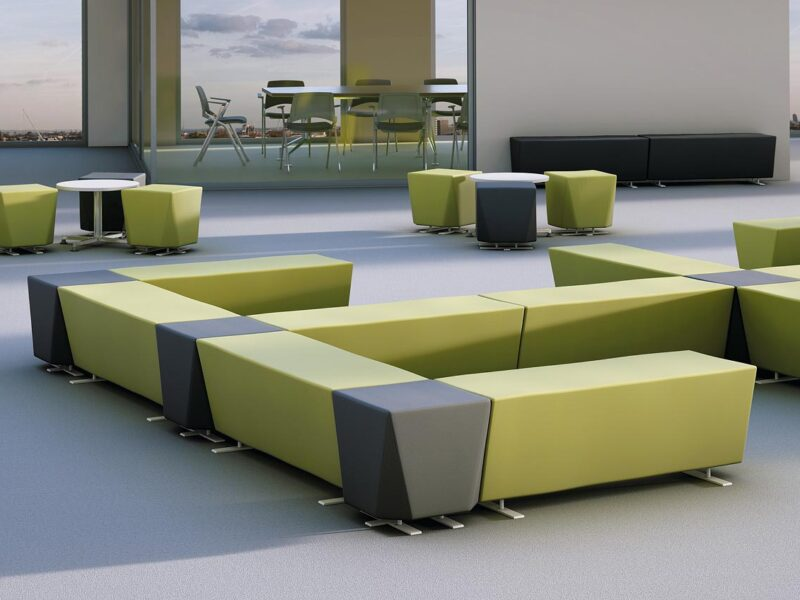 Office Breakout Seating Worcestershire 00044