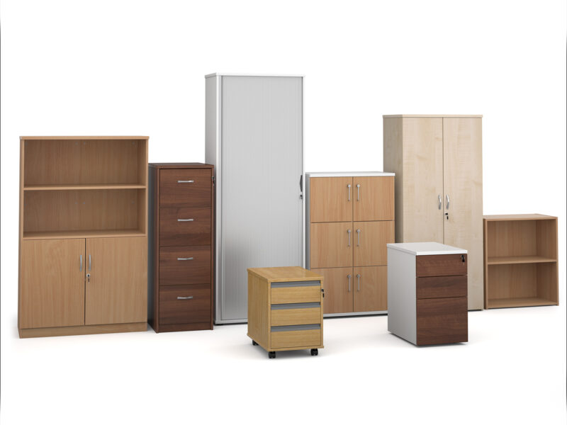 Wooden Storage Group