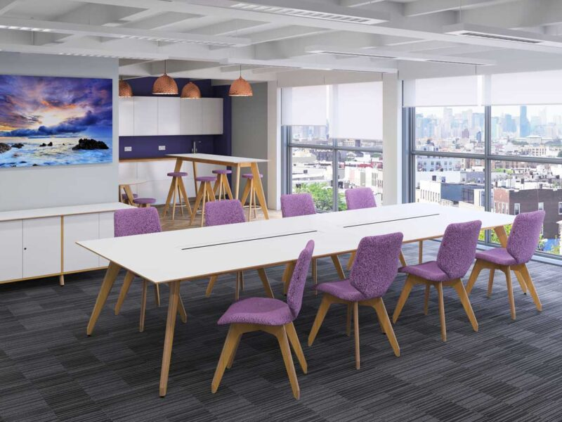 Contemporary Boardroom Table Supplier