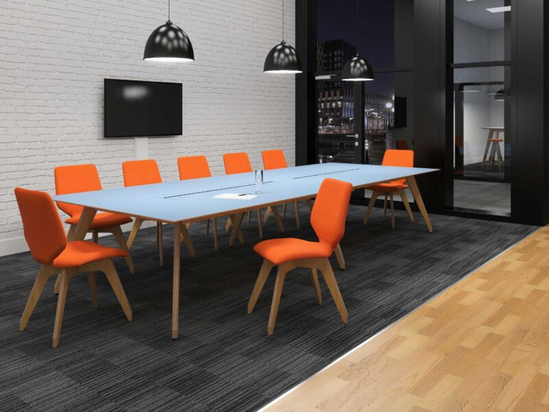 Contemporary Modern Boardroom Tables