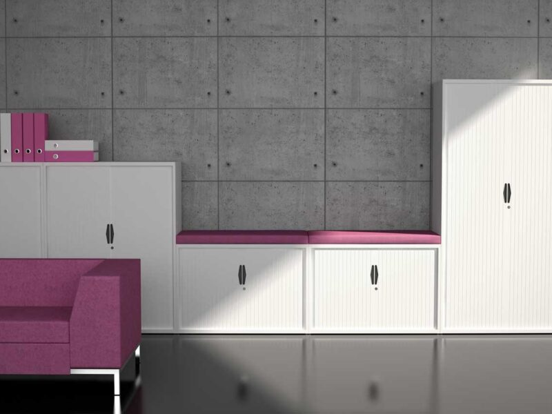 High Quality Metal Office Storage Systems