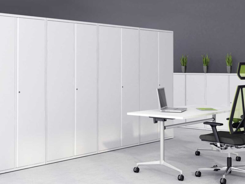 Metal Office Storage Systems