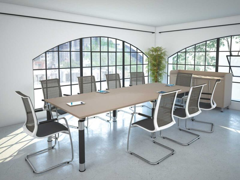 Modern Boardroom Tables