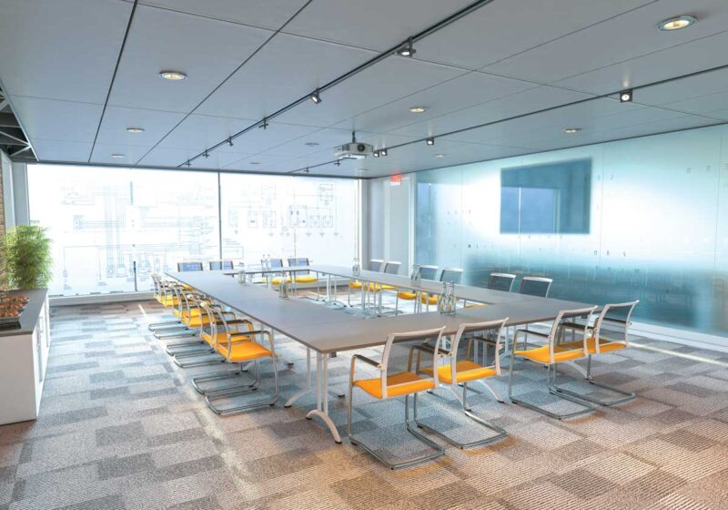 Modular Office Table Supplier Worcestershire