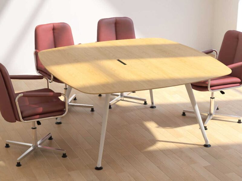 Small Boardroom Table Supplier