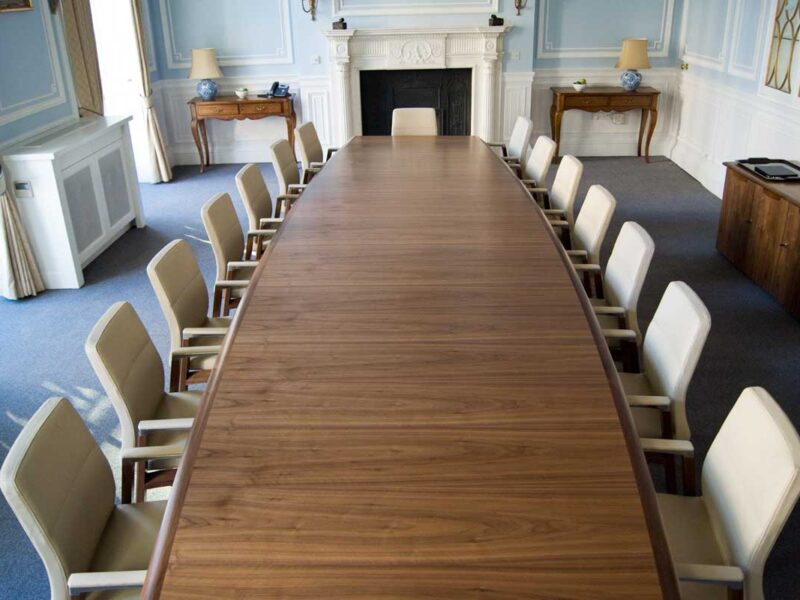 Traditional Boardroom Table Uk